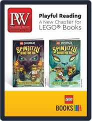 Publishers Weekly Magazine (Digital) Subscription September 21st, 2020 Issue