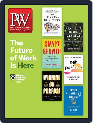 Publishers Weekly Magazine (Digital) May 10th, 2021 Issue Cover