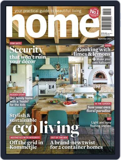 Home Magazine (Digital) September 1st, 2021 Issue Cover