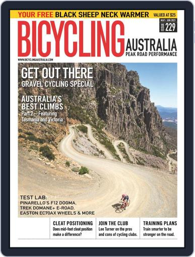 Bicycling Australia Magazine (Digital) May 1st, 2021 Issue Cover