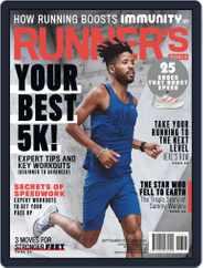 Runner's World South Africa (Digital) Subscription September 1st, 2020 Issue