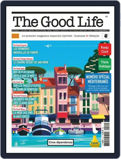The Good Life Magazine (Digital) July 1st, 2020 Issue Cover