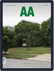 Architecture Australia Magazine (Digital) Subscription July 1st, 2021 Issue