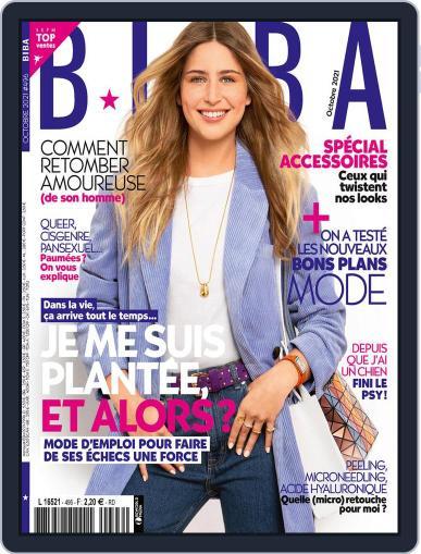 Biba Magazine (Digital) October 1st, 2021 Issue Cover