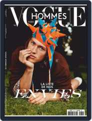 Vogue Hommes Magazine (Digital) Subscription September 1st, 2020 Issue