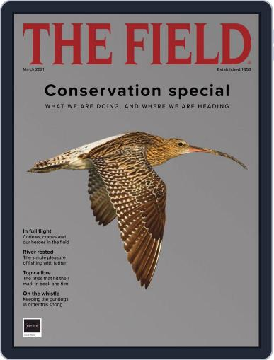 The Field Magazine (Digital) March 1st, 2021 Issue Cover