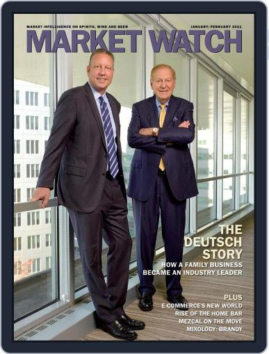 Market Watch Magazine (Digital) January 1st, 2021 Issue Cover
