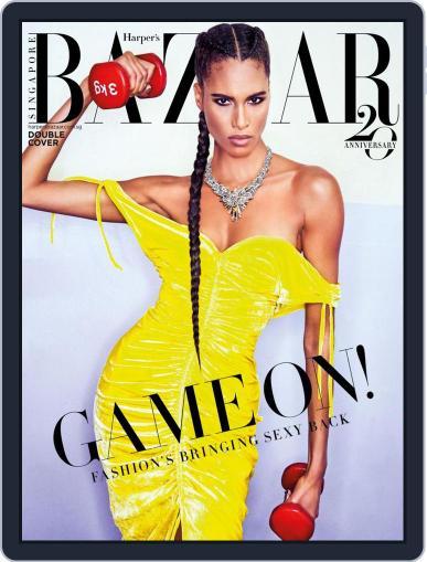 Harper's Bazaar Singapore Magazine (Digital) July 1st, 2021 Issue Cover