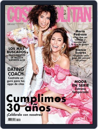 Cosmopolitan España Magazine (Digital) October 1st, 2020 Issue Cover