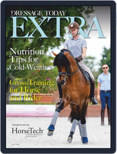 Dressage Today October 1st, 2020 Digital Back Issue Cover
