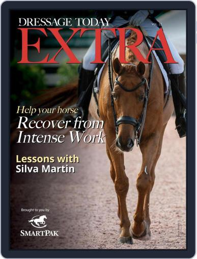 Dressage Today (Digital) July 1st, 2021 Issue Cover
