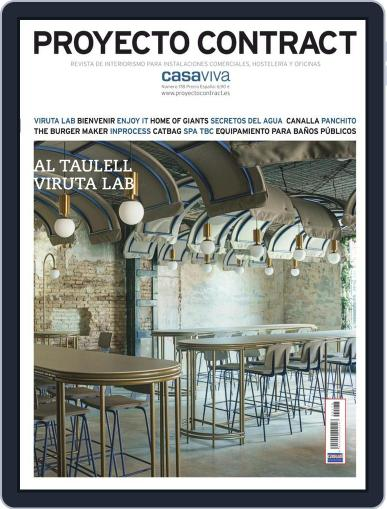 Proyecto Contract Magazine (Digital) September 24th, 2021 Issue Cover