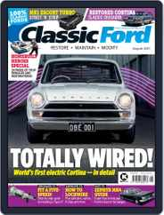 Classic Ford Magazine (Digital) Subscription August 1st, 2021 Issue