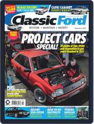 Classic Ford Magazine (Digital) Subscription February 1st, 2021 Issue