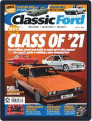 Classic Ford Magazine (Digital) Subscription March 1st, 2021 Issue
