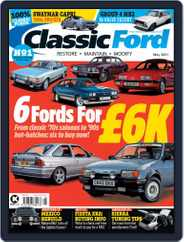 Classic Ford Magazine (Digital) Subscription May 1st, 2021 Issue
