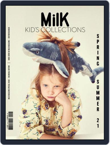 Milk Kid's Collections Magazine (Digital) January 1st, 2021 Issue Cover