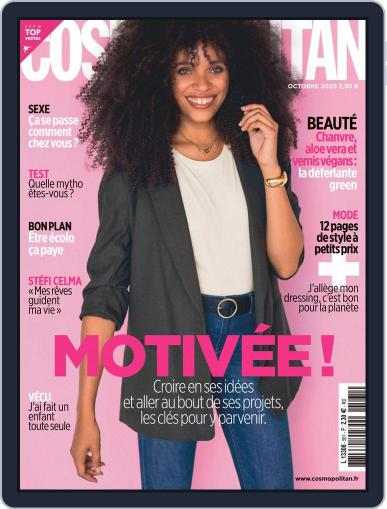 Cosmopolitan France Magazine (Digital) October 1st, 2020 Issue Cover