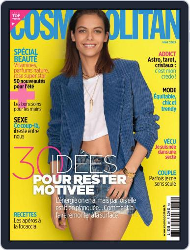 Cosmopolitan France Magazine (Digital) May 1st, 2021 Issue Cover