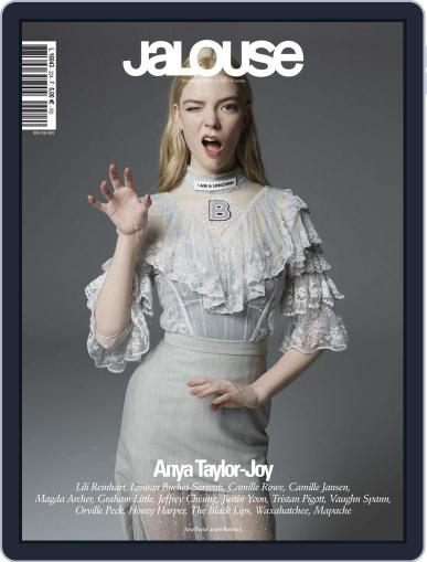 Jalouse Magazine (Digital) March 1st, 2020 Issue Cover