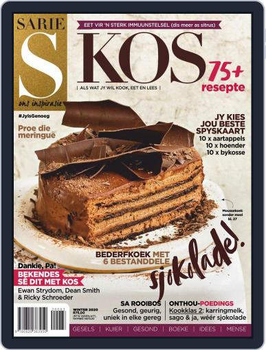 Sarie Kos Magazine (Digital) July 1st, 2020 Issue Cover