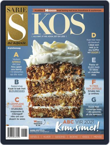 Sarie Kos Magazine (Digital) January 1st, 2021 Issue Cover