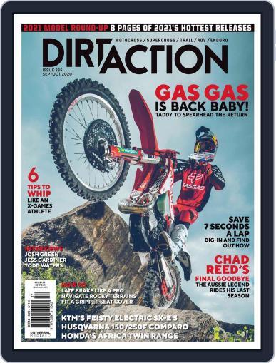 Dirt Action Magazine (Digital) September 1st, 2020 Issue Cover