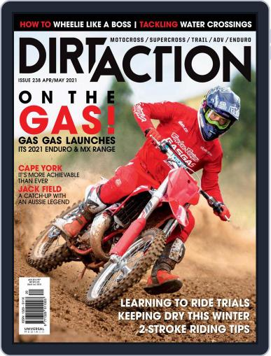 Dirt Action Magazine (Digital) April 1st, 2021 Issue Cover