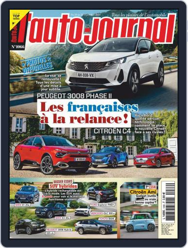 L'auto-journal Magazine (Digital) September 10th, 2020 Issue Cover