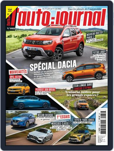 L'auto-journal Magazine (Digital) July 15th, 2021 Issue Cover