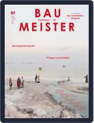 Baumeister Magazine (Digital) Subscription September 1st, 2020 Issue