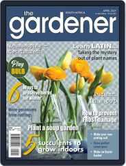 The Gardener Magazine (Digital) Subscription April 1st, 2021 Issue