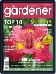The Gardener Magazine (Digital) Subscription October 1st, 2021 Issue