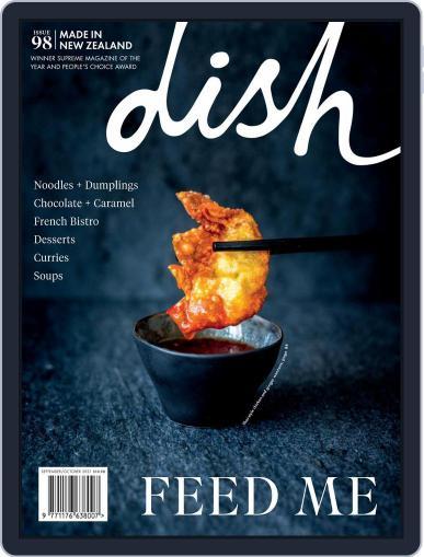 Dish Magazine (Digital) September 1st, 2021 Issue Cover