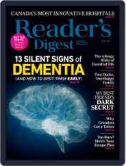 Reader's Digest Canada Magazine (Digital) Subscription June 1st, 2021 Issue