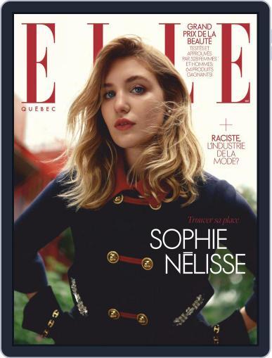 Elle QuÉbec Magazine (Digital) November 1st, 2020 Issue Cover