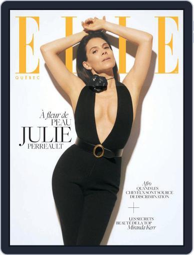 Elle QuÉbec Magazine (Digital) June 1st, 2021 Issue Cover