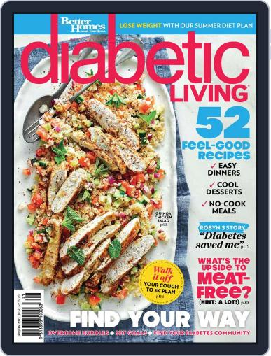 Diabetic Living Australia Magazine (Digital) January 1st, 2021 Issue Cover