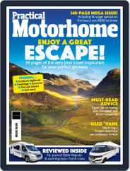 Practical Motorhome Magazine (Digital) Subscription August 1st, 2021 Issue