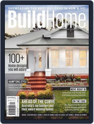 BuildHome Magazine (Digital) September 23rd, 2020 Issue Cover