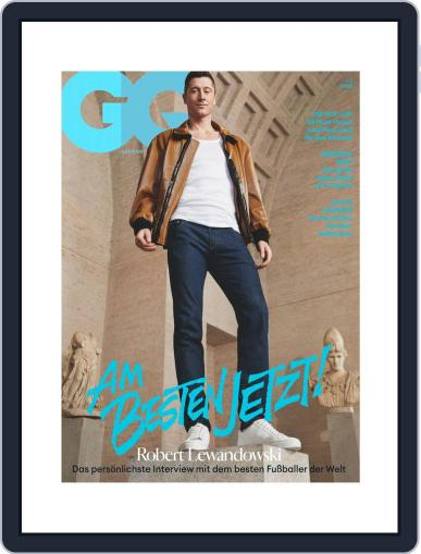 GQ (D) Magazine (Digital) April 1st, 2021 Issue Cover