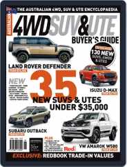 Australian 4WD & SUV Buyer's Guide Magazine (Digital) Subscription May 1st, 2021 Issue