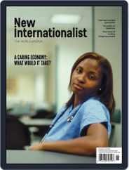 New Internationalist Magazine (Digital) Subscription November 1st, 2020 Issue
