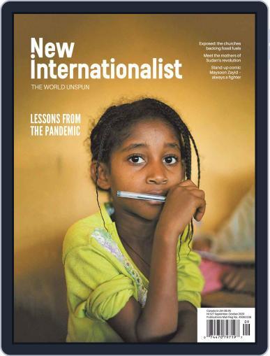 New Internationalist Magazine (Digital) September 1st, 2020 Issue Cover