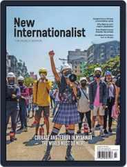 New Internationalist Magazine (Digital) Subscription July 1st, 2021 Issue