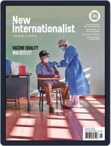 New Internationalist Magazine (Digital) May 1st, 2021 Issue Cover