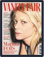 Vanity Fair France Magazine (Digital) Subscription September 1st, 2020 Issue