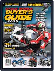 Cycle World Buyer's Guide (Digital) Subscription March 4th, 2009 Issue
