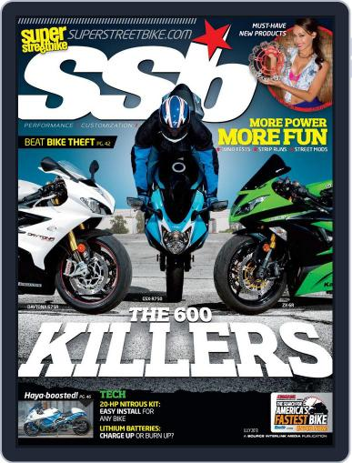 Super Streetbike (Digital) June 18th, 2013 Issue Cover