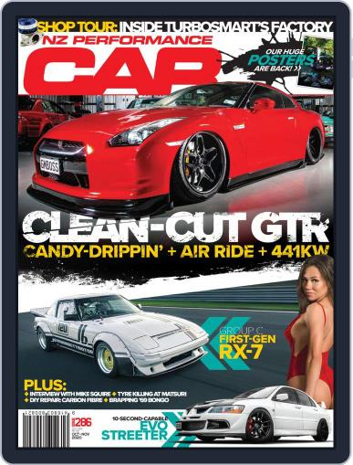 NZ Performance Car Magazine (Digital) October 1st, 2020 Issue Cover